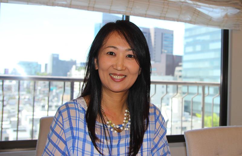 飯田祥子さん