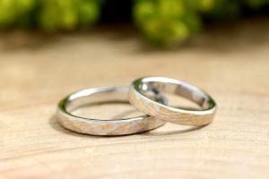 2人で作る結婚指輪MATEI