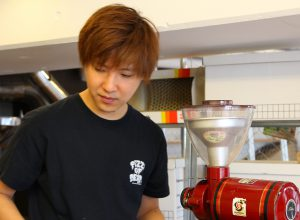 garagecoffeeshibuya 山下さん