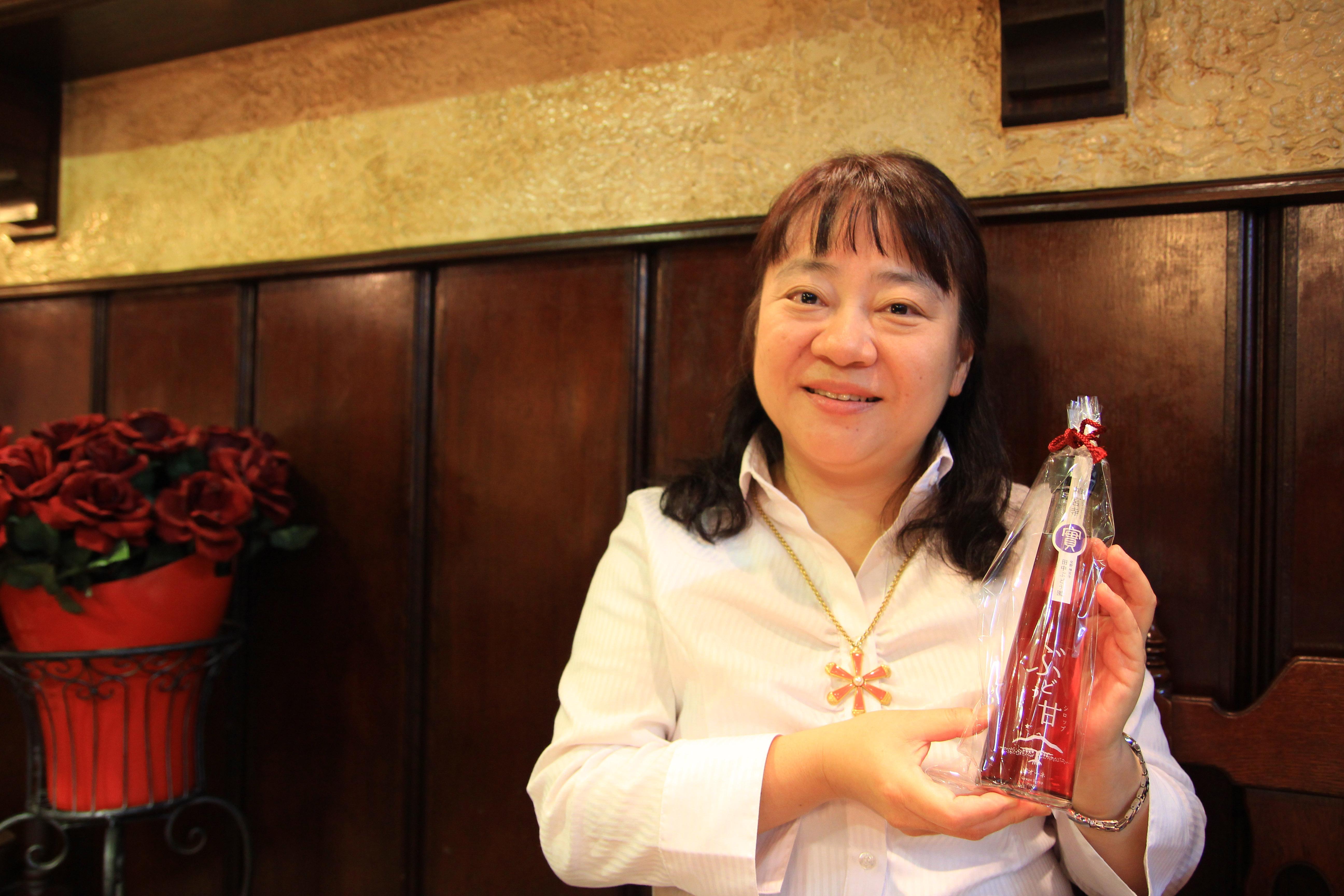 田川恵子さん