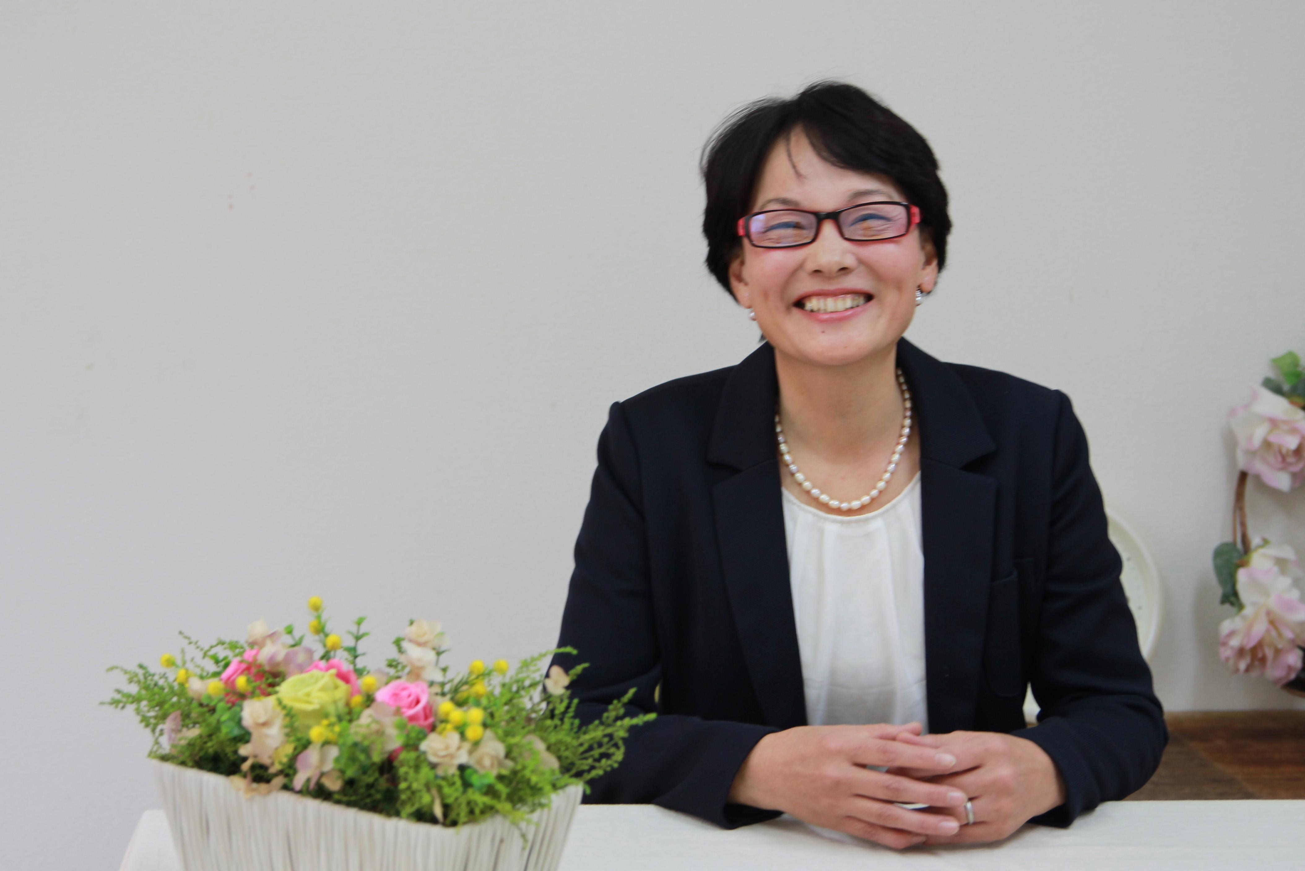 田島明子さん