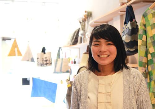 なつめ縫製所 夏目奈央子さん