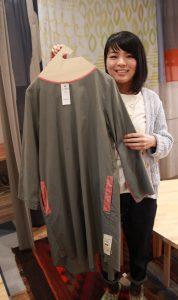 なつめ縫製所ユニフォーム