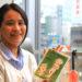 みんな疲れたままでは働けない。だから人を元気にする仕事がしたい:イラストレーター茶谷順子さん